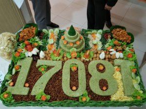 Pesan Nasi Tumpeng di Jakarta Barat