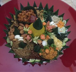 Pesan Nasi Tumpeng di Bintaro
