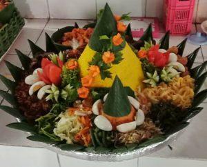 Pesan Nasi Tumpeng di Fatmawati Jakarta Selatan